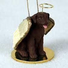 ornament chocolate lab home kitchen