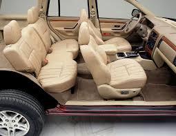 Grand Cherokee Interior Colors Jeep Grand Cherokee Wj Interior Colors