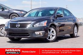 nissan altima 2013 fotos used 2013 nissan altima sl for sale in montreal p7189 spinelli