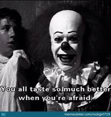 Afraid Meme - be afraid be very afraid by rockgirl719 meme center