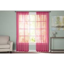 Pink And Grey Curtains Pink Curtains And Drapes You Ll Wayfair