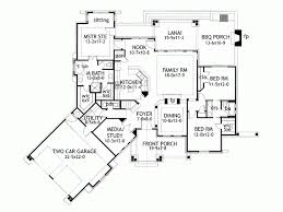 house plans for one level homes comfortable 2 plan w19506jf