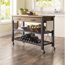 small portable kitchen island kitchen islands carts wood island free standing kicthen