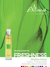 green color cosmetic presentation freshness aromatherapy care