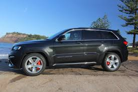 2014 blue jeep grand cherokee jeep grand cherokee srt review caradvice