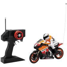 remote control motocross bike new ray remote controlled repsol honda motogp pedrosa jarum