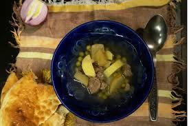 cuisine caucasienne bozbach une recette caucasienne pour les longues nuits d hiver
