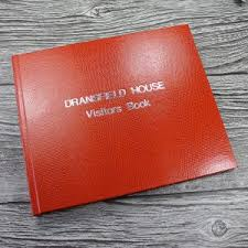 personalised photo albums handmade leather photo albums guest books