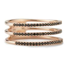 band ring adina reyter pave diamond band ring goop