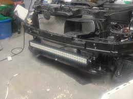 Led Light Bar Installation by Led Lighting Fetching Build Your Own Off Road Led Light Bar