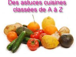 cuisines de a à z astuces en cuisine de a à z par les bonnes recettes