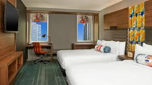 Bed Frame Types Room Types Aloft Atlanta Downtown