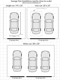 3 Car Detached Garage Plans by Two Car Garage Size Garages Built U0026 Added Garage Pinterest