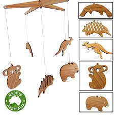 amazon com and mobile nursery mobiles for baby room wooden
