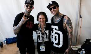 interview tony perry u0026 mike fuentes pierce the veil northern