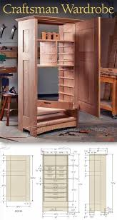 the 25 best craftsman armoires and wardrobes ideas on pinterest