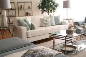grey and blue living room ideas white striped area rugs decorative