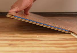 Laminate Flooring With Pad Install A Laminate Floor