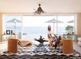 Kelly Wearstler Lighting by Tour Kelly Wearster U0027s Incredible Malibu Home And Get The Look