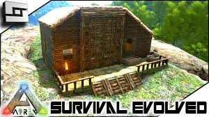 ark survival evolved building a house for brian s2e53