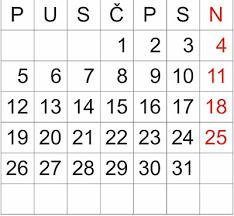 Crkveni Kalendar Za 2018 Katolicki Srbija Kalendar Za 2018