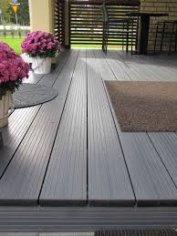 solid wood composite decking ireland plastic wood pinterest
