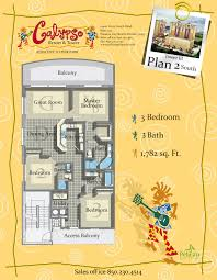 Map Of Panama City Beach Florida by Calypso Resort U0026 Towers Pelican Real Estate And Development