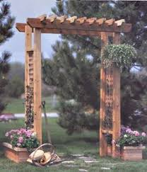 Arbor Ideas Backyard 21 Cool Garden Archways Covered With Flowers Shelterness
