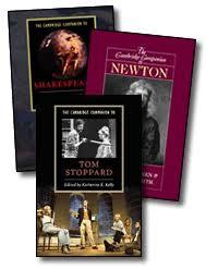 Cambridge University Press book covers.