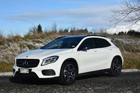 mercedes jeep gold mercedes benz gla suv gets a revamp reviews driven