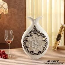 buy new modern fashion ceramic home furnishing flowers vases