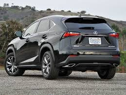 lexus nx standard features lexus nx 200t carlease deals