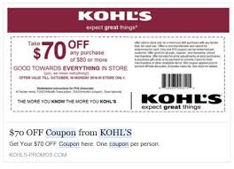 kohl s coupon circulating is