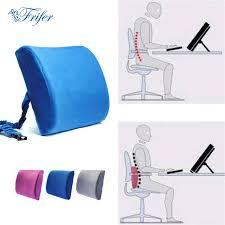 si鑒e ergonomique voiture ergonomique oreillers en mousse à mémoire de voiture chaise de