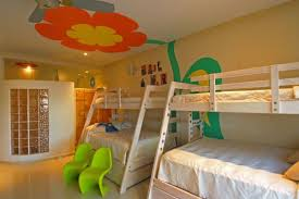 Four Bunk Bed Cool Bunk Bed Designs For Four The Home Design