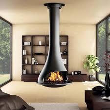 jc bordelet tatiana 997 suspended wood burning open fire