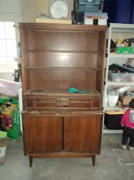 richmond thrifter china cabinet complete