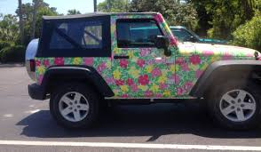 hennessey jeep wrangler meet the jeep wrangler lilly pulitzer edition