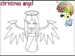 angel color pages angel coloring pages for kids angel coloring pages youtube