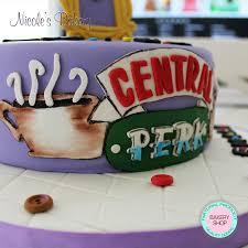friends design by nicole u0027s bakery