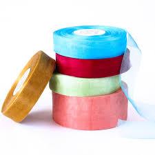 organdy ribbon organdy ribbons