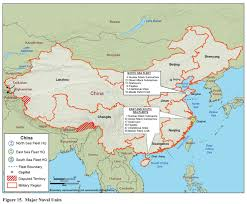 Chengdu China Map by Military Power Of The People U0027s Republic Of China 2008 Maps Perry