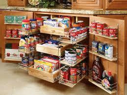 Storage In Kitchen Cabinets Smart Kitchen Storage Cabinets U2014 The Home Redesign
