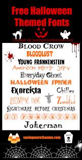 35 creepy halloween fonts inspirationfeed part 2 7 free halloween
