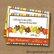 thanksgiving bountiful scripture bible verse card give thanks