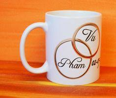 Personalized Mugs For Wedding Custom Text Mug Personalized Mug Custom Coffee Cup Your Custom