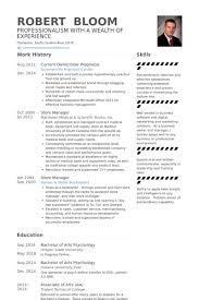 Small Business Owner Resume Sample by Sole Proprietor Resume Samples Visualcv Resume Samples Database