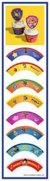 free printable paw patrol cupcake toppers paw patrol stickers