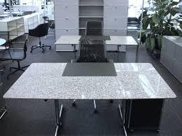 Schreibtisch 90 Cm Kitos Granit Schreibtisch 180 X 90 Cm