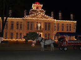 johnson city christmas lights day trips the hill country regional christmas lighting trail